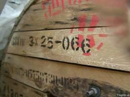Кабель ВВГнг 3х25, с хранения.