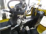 Кабина металическая с обогревателем для погрузчиков TCM FG30, FD30, FG10, FG15, FG18, FD10 - фото 2