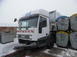 Насос подъема кабины на мусоровоз Iveco Magirus Euro-Mover