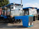 Кабина трактора МТЗ, большая, Беларусь - фото 1
