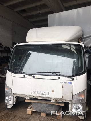 Кабина в сборе на грузовой автомобиль ISUZU NPR75, NQR90