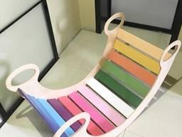 Качели ( мостик ) для детей от магазина Domovitto