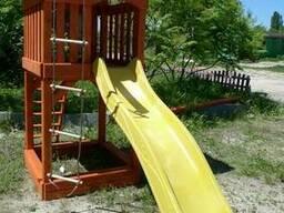 Качеля детский игровой комплекс №9 (мини)