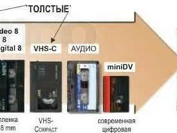 Качественная оцифровка видеокассет в Донецке