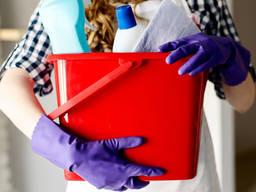 Качественная профессиональная уборка квартир, домов, офисов