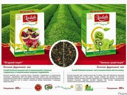 Качественный цейлонский чай c добавками LUDAH