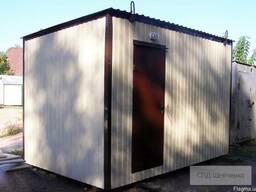 Качественный модульный домик размером 4х2, 5 м