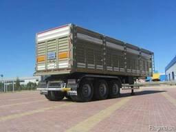 Качественный зерновоз 55 кубометров с высотой 3,6 метров
