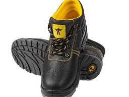 Ботинки рабочие кожа на шнуровке