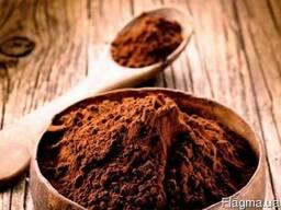 Какао натуральное и алкализированное (Ганна)