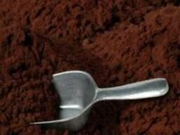 Какао-порошок алкализованный (темно коричневый)