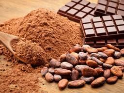 Какао порошок натуральный (Испания, Малазия, Германия)
