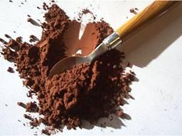 Какао порошок темный алкализированный 12% жирности Каргилл