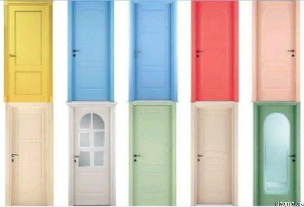 Какого цвета выбрать дверь