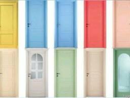 Дверь/Двери Любых Цветов/Оттенков Матовые/Глянцевые