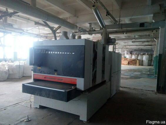 Калибровально-шлифовальный станок Buldog Duplex