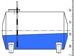 Градуировка, калибровка резервуаров геометрическим методом