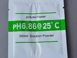 Калибровочный раствор буферный порошок pH 6.86 для РН-метра