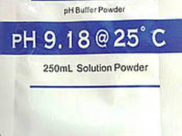 Калибровочный раствор для ph-метра - pH 9. 18. ..