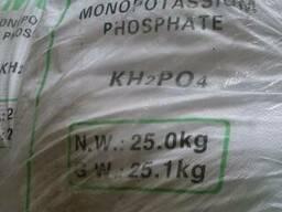 Калий монофосфат, Китай, фасовка мешок 25кг