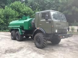 Камаз 4310 АЦ-7 Топливозаправщик +ABS