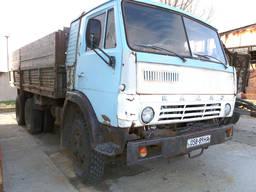 КамАЗ 5320, 1981г, бортовой