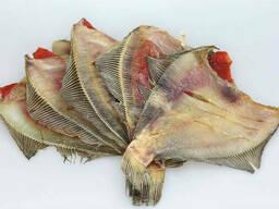Камбала (Дальневосточная) вяленая рыба