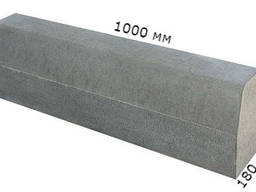 Камень бортовой БР 100-30-18
