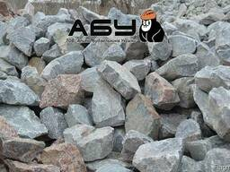 Камень бутовый 300-500 мм, Киев, область (доставка)