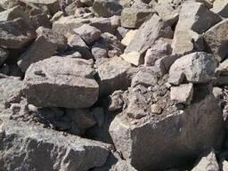 Камень бутовый гранитный Одесса