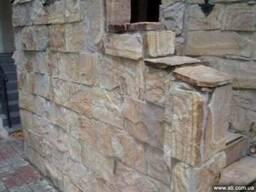 Камень дикарь , камень песчаник, натуральный камень