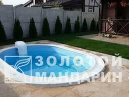 Копинговый камень для басейна - фото 3
