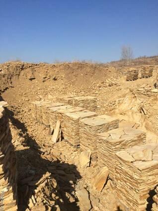 Камень песчаник Луганский от производителя