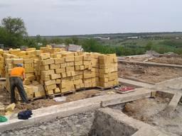 Камень ракушняк Одесский с доставкой в Кивое Озеро Любашевка
