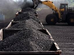 Каменный уголь антрацит оптом по низкой цене с доставкой.