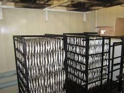Камера хранения рыбы