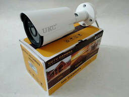 Камера видеонаблюдения цветная внешняя UKC 115 AHD 4mp 3.6mm