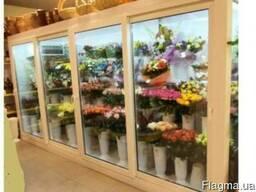 Камеры для хранения цветов,фруктов, овощей