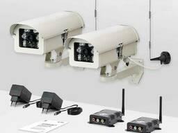 Камеры видеонаблюдения беспроводные