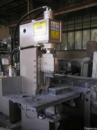 Камнекольный станок для производства брусчатки Gestra