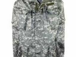 Камуфлированная куртка