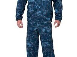 Камуфлированный костюм для охранников, форма охраны город