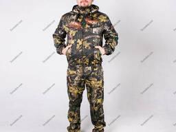Камуфляжный костюм для охоты и рыбалки летний КМ-3 Тёмный Клен
