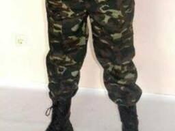 Камуфляжные штаны нового образца