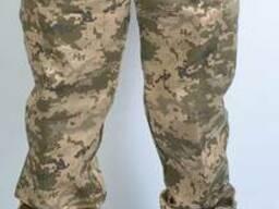 Камуфляжные штаны пиксель общевойсковые