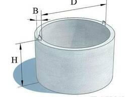 Канализационное кольцо КС-10. 9