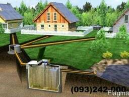 Канализация, для дома и дачи в Одессе и области