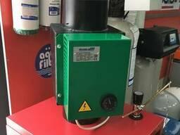 Канальный вытяжной вентилятор для твердотопливных котлов(дым