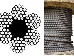 Канат (трос) стальной ГОСТ 2688-80