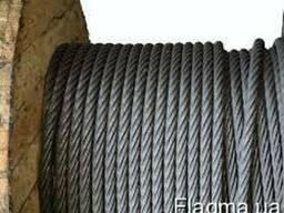 Канат стальной 24,0мм ГОСТ 2688-80